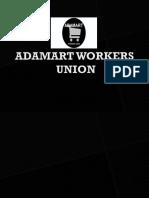 Adam Art Workers Union
