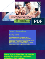 HEALTHCARE APPROACH FOR MILENIAL.ppt