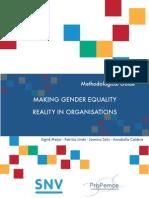 Gender Manual Propemce 150410