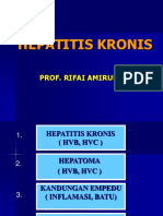 Hepatitis Kronis