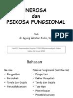 2. Nerosa Skizofrenia - Dr Agung WP SpKJ