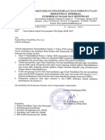 0814-Surat Edaran Terkait Penyamapaian Nilai Rapor SMK 2019