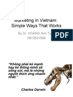 Marketing in Vietnam Simple Ways that Work