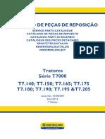 Catálogo de Peças t 7