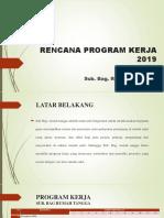 Proker 2019 Rumah Tangga