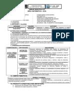 UNIDAD V MATEMÁTICA 1RO.pdf