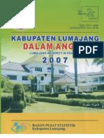 Lumajang Dalam Angka Th.2007