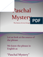Paschal Mystery 32511