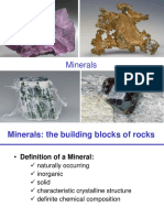 10 Minerals