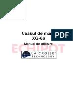 Manual XG66