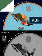 Atlas Agropecuario Morelos, México