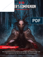 Dark Arts Player's Companion