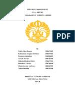 ALIBABA - Strategic Management Final Report