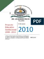 p.e.i. 2008-2011