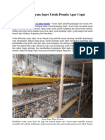 Cara Beternak Ayam Joper Untuk Pemula Agar Cepat Panen