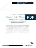 Current Practices in Modern Probe Microphone Measurement (PMM)_M. D. Đoge Et Al._2012