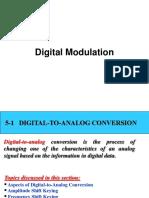Digital Modulation Revised