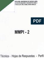 Mmpi Ii001