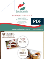 Catalogo 2019 Empolio Hungaro