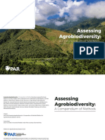 Assessing Agrobiodiversity a Compendium of Methods Highres