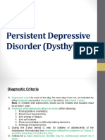 Persistent Depressive Disorder& Premenstrual (1)