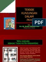Teknik Kunjgn Pkh