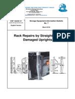 racking repair document