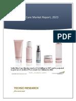 India Skin Care Market .pdf