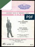 GEPA N° 45 - Septembre 1975