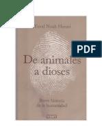 Cap 5 - De animales a dioses - Yuval Harari.pdf