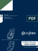 Notice CYBEX Pallas
