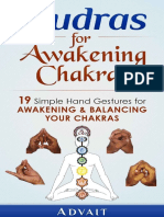 Mudras for Awakening Chakras - 19 Simple Hand Gestures for Awakening and Balancing Your Chakras