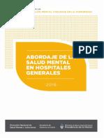 Atención en Hospitales Generales