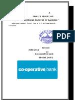 Co Operative Bank