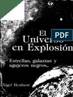 Nigel Henbest - El Universo en Explosión
