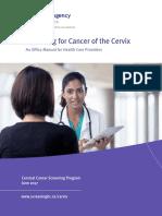 ccsp_guidelinesmanual-screeningforcancerofthecervix