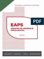 EAPS Equipos de Abordaje Psicosocial