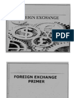 Foreign Exchange Scan