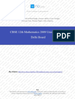 Mathematics 2010 Unsloved Paper Delhi Board.pdf