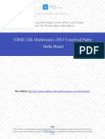 Mathematics 2013 Unsloved Paper Delhi Board.pdf