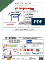2. February 2019 Kids Corner Flyer