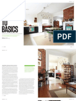 Sanctuary magazine issue 13 - Back to Basics - Coburg, VIC green home profile