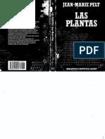 Jean-Marie Pelt - Las Plantas