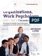 Organizations Work Psychology[15]