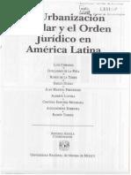 Azuela Antonio, La Propiedad de La Vivienda en Los Barrios Populares y Orden Urbano