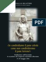 Lettera Meditazione Pastorale Vescovo Congresso Eucaristico Maggio 2016