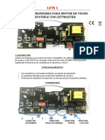 Control board for garage door openers compatible with Craftman Liftmaster