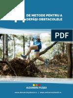 eBook 44 de Metode Pentru a Depasi Obstacolele Compressed