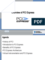 Overview of PCI Express