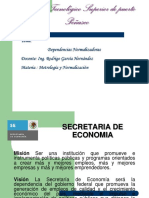 dependencias Normalizadoras 2018